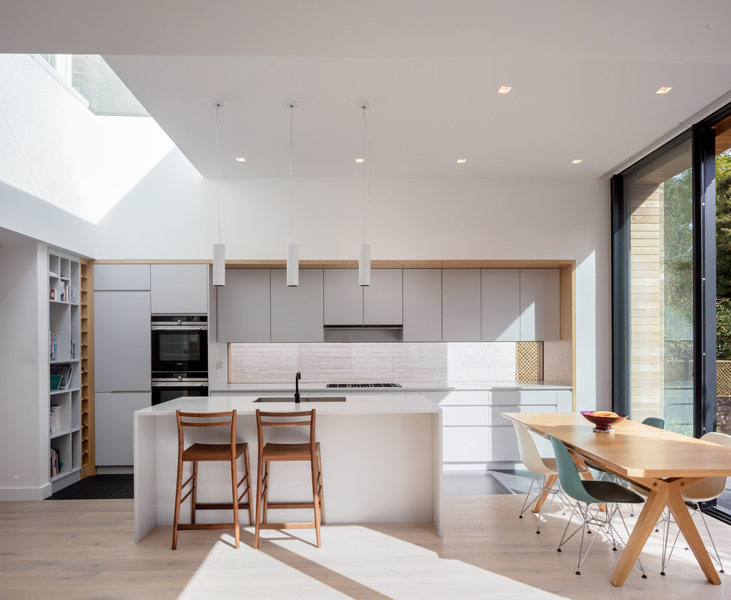 London interior architectural photographer, 06 of 12.