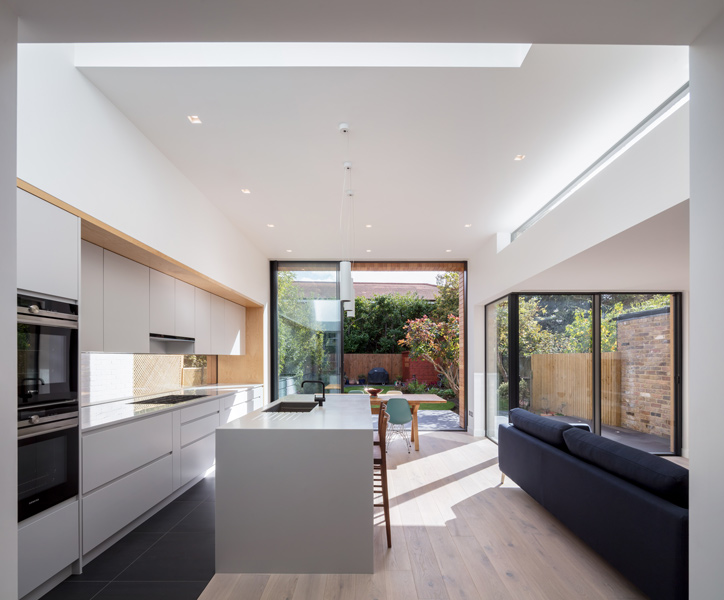 Design is by Moxon Architects, London, 07 of 12.