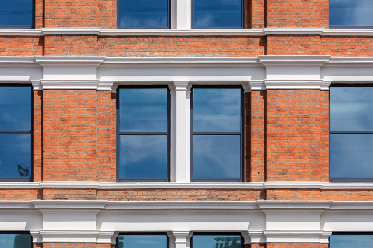 Architectural detail photograph, 08 of 13.