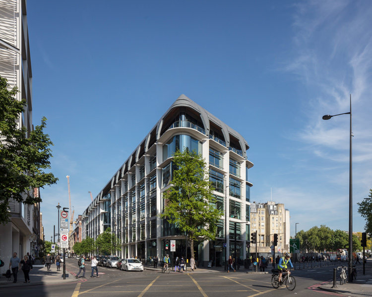 Photograph of York House in London, 08 of 12.