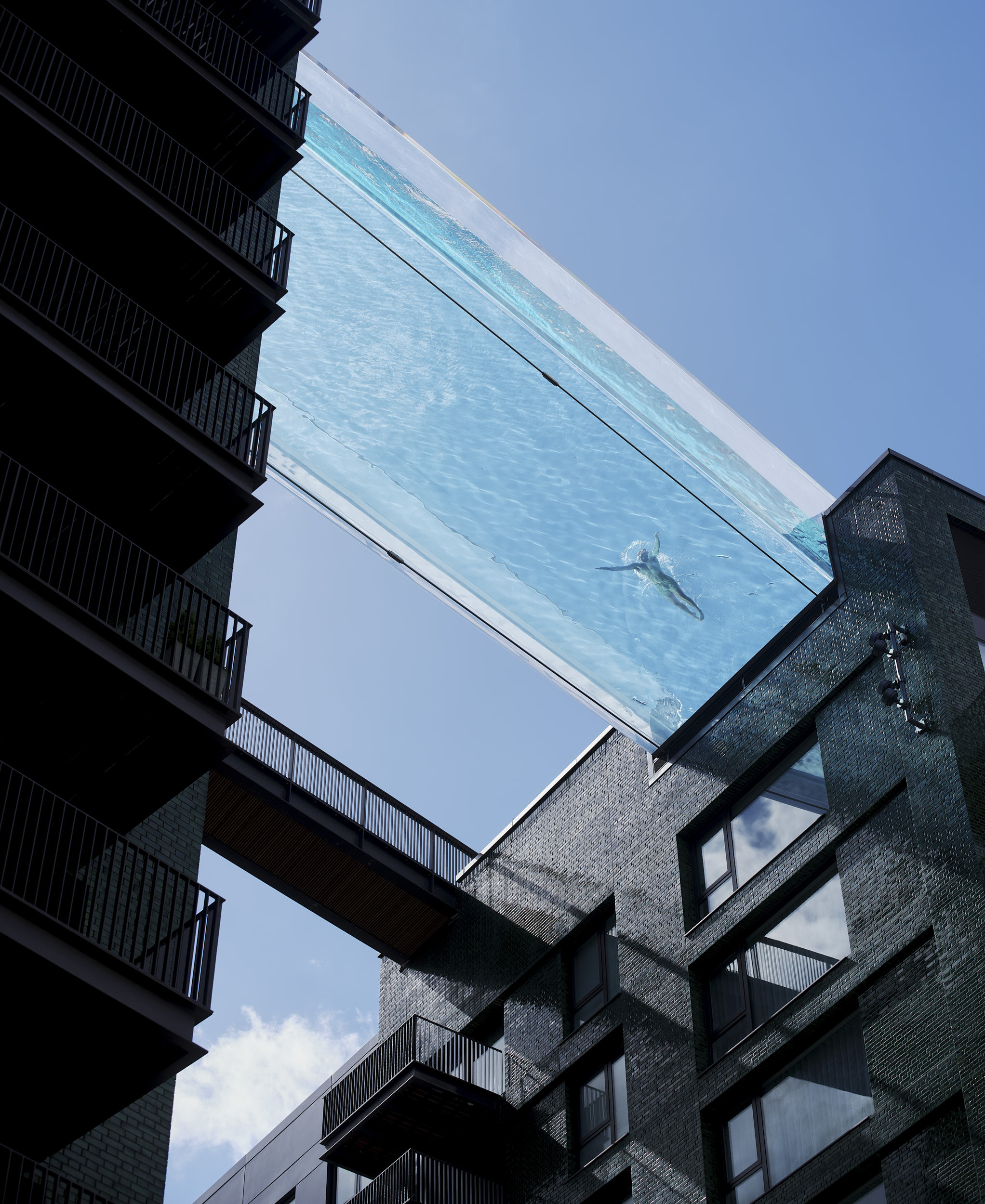 The design is by London-based HAL Architects.