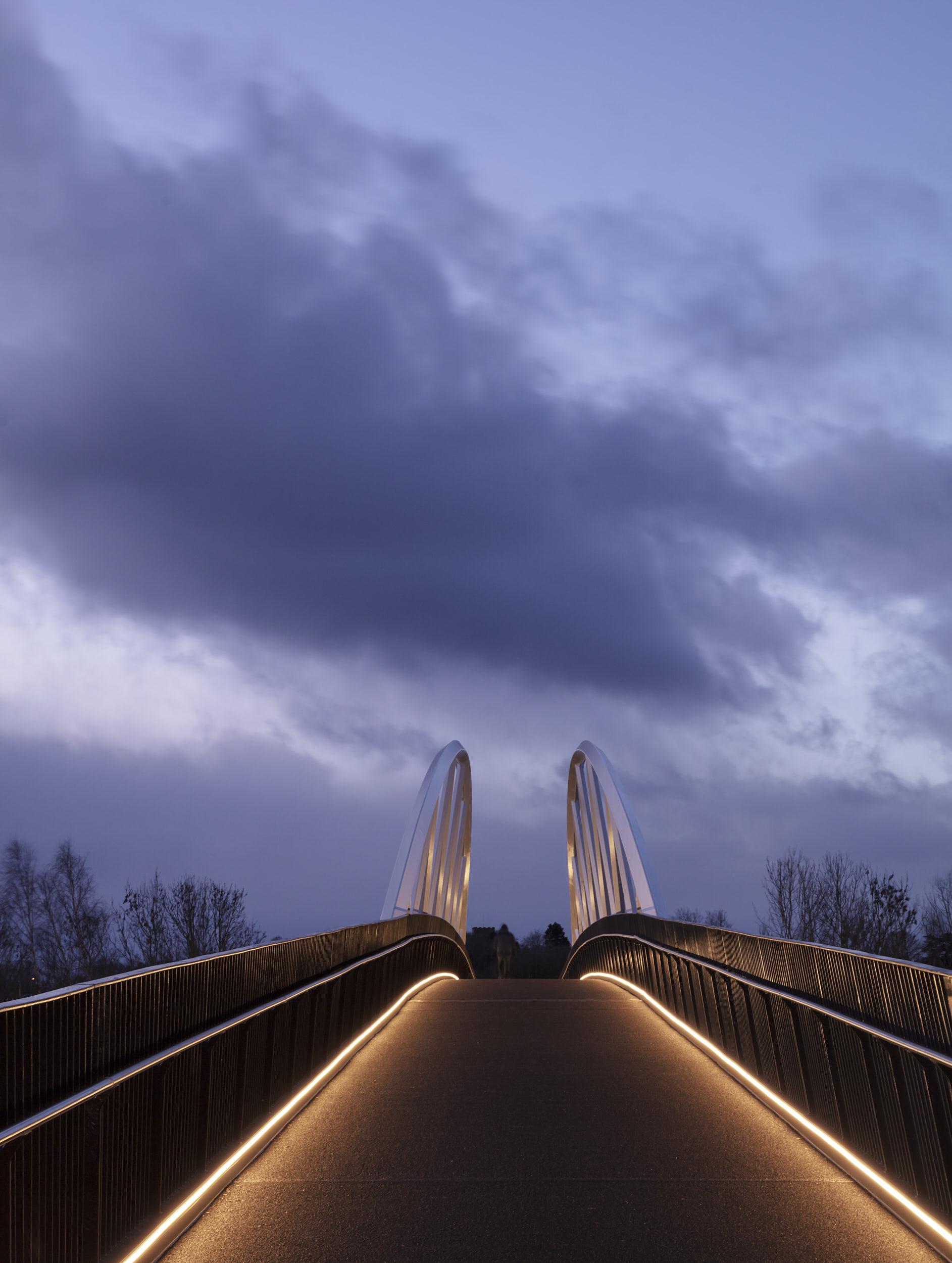 Hams Way Bridge.