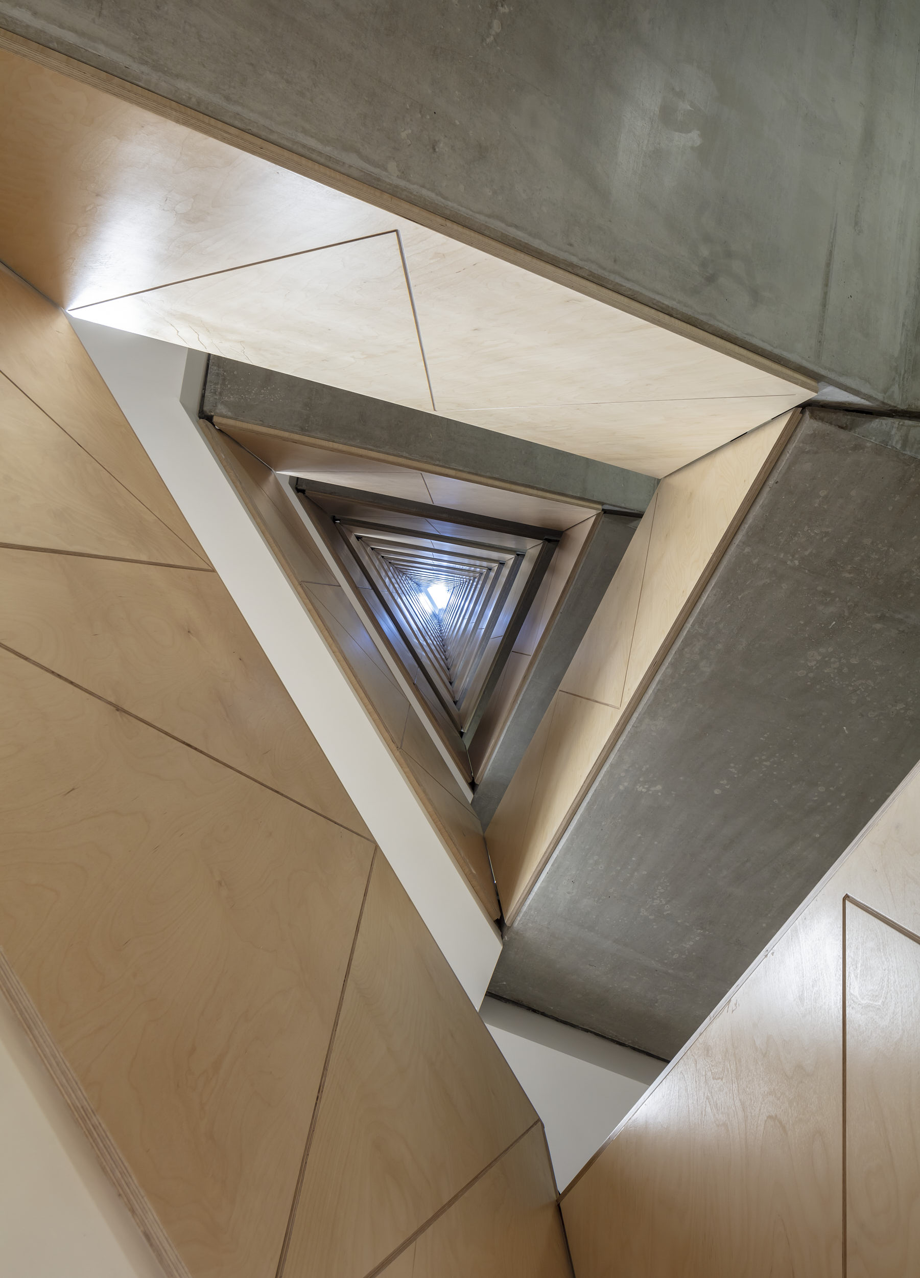 Architectural photography in London.